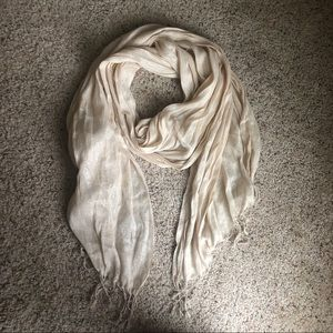 Accessories - Shimmery winter scarf